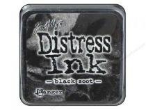 DISTRESS MINI INK BLACK SOOT