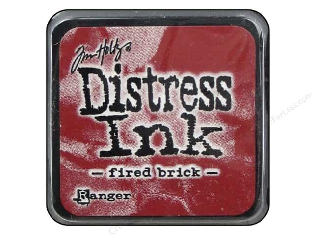 DISTRESS MINI INK FIRED BRICK