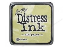 DISTRESS MINI INK OLD PAPER