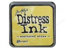 DISTRESS MINI INK SCATTERED STRAW