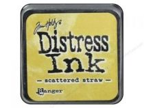 DISTRESS MINI INK SCATTERED STRAW