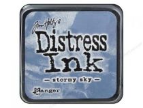DISTRESS MINI INK STORMY SKY