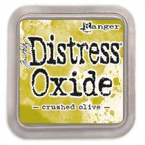 DISTRESS OXIDE CRUSHED OLIVE