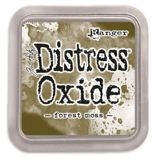 DISTRESS OXIDE FOREST MOSS