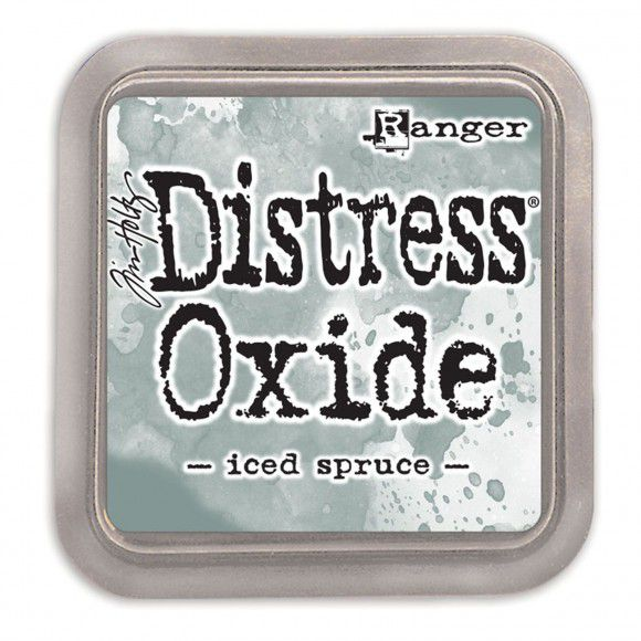 DISTRESS OXIDE ICED SPUCE