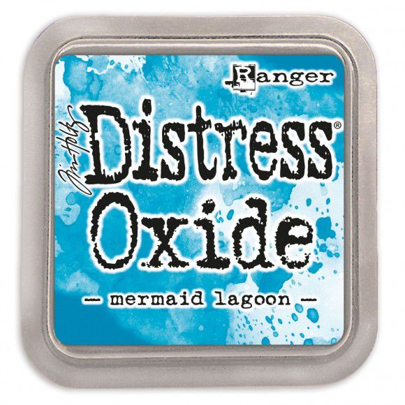 DISTRESS OXIDE MERMAID LAGOON