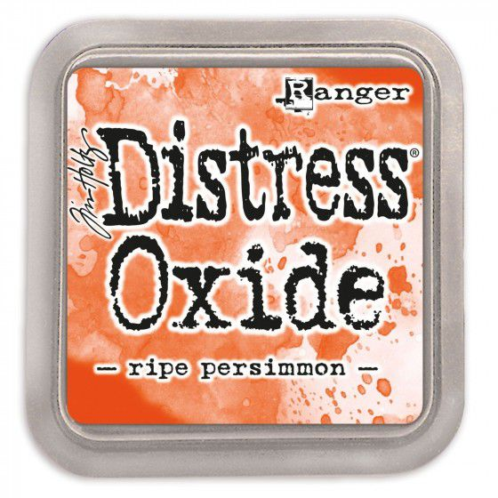 DISTRESS OXIDE RIPE PERSIMMON