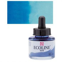 ECOLINE 30ML OUTREMER CLAIR