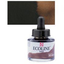 ECOLINE 30ML SEPIA FONCE