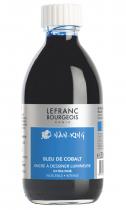 ENCRE A DESSINER EXTRA-FINE LEFRANC BOURGEOIS FLACON 250ML BLEU DE COBALT