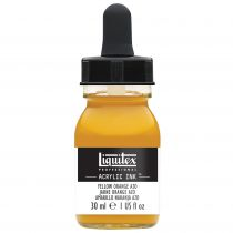 ENCRE ACRYLIQUE INK LIQUITEX 30 ML JAUNE D\'OR
