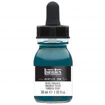 ENCRE ACRYLIQUE INK LIQUITEX 30 ML TURQUOISE FEUTRE