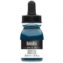 ENCRE ACRYLIQUE INK LIQUITEX 30 ML TURQUOISE FONCE