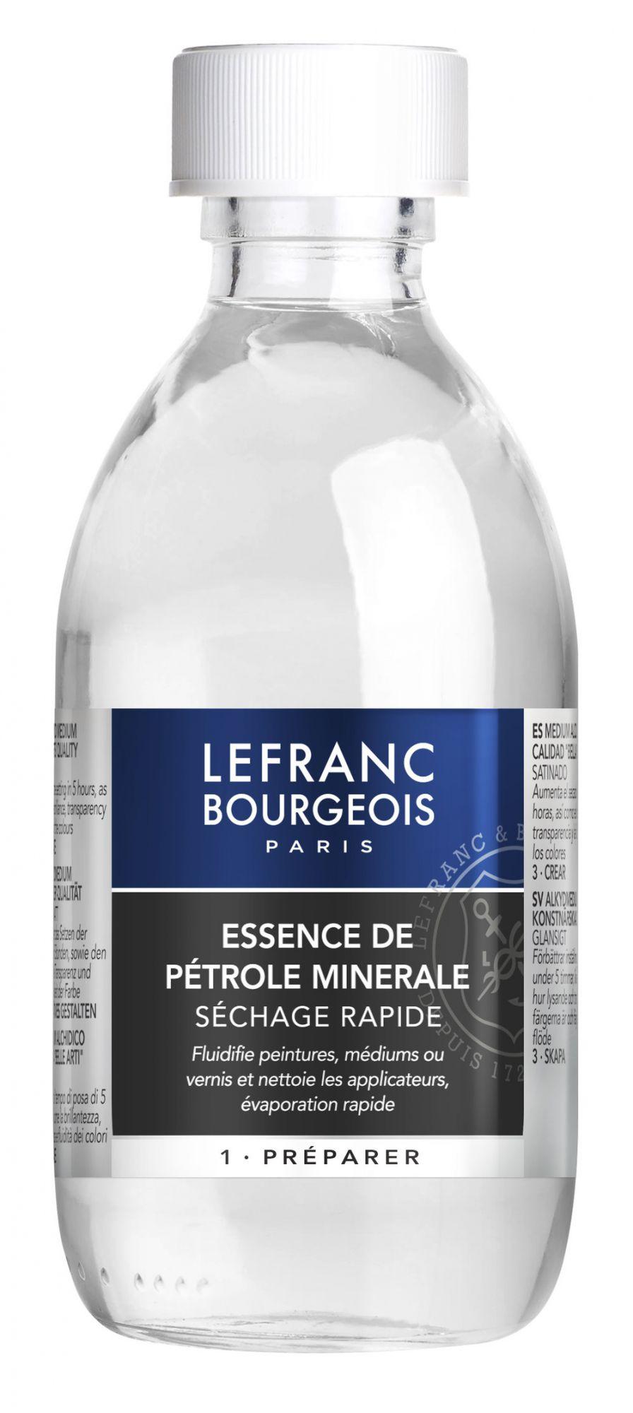 ESSENCE DE PETROLE 250ML LEFRANC & BOURGEOIS