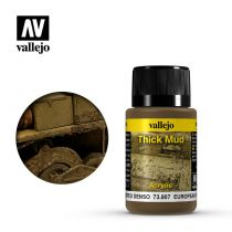 EUROPEAN THICK MUD 40ML