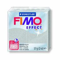 FIMO EFFECT ARGENT MÉTALLIQUE