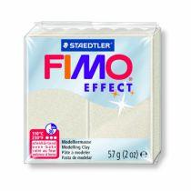 FIMO EFFECT BLANC MÉTALLIQUE