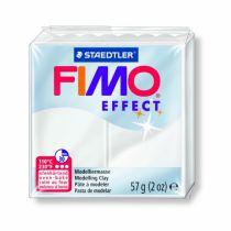 FIMO EFFECT BLANC TRANSPARENT
