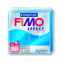 FIMO EFFECT BLEU TRANSPARENT