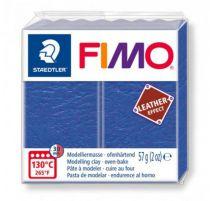 FIMO EFFECT CUIR INDIGO
