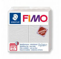 FIMO EFFECT CUIR IVOIRE