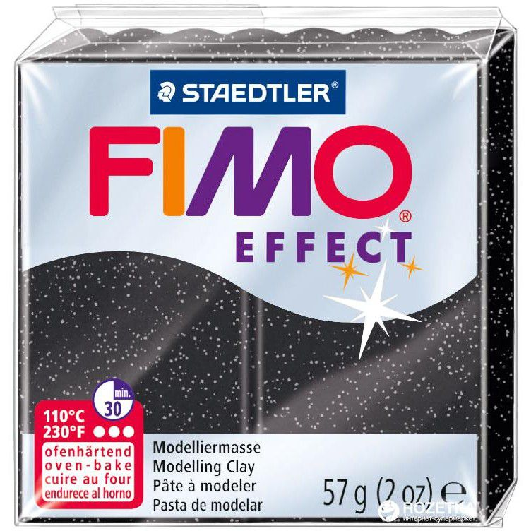 FIMO EFFECT ÉTOILÉ