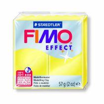 FIMO EFFECT JAUNE TRANSLUCIDE