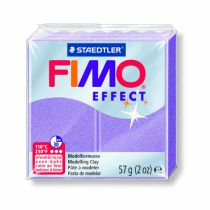 FIMO EFFECT LILAS PERLE