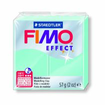 FIMO EFFECT MENTHE PASTEL