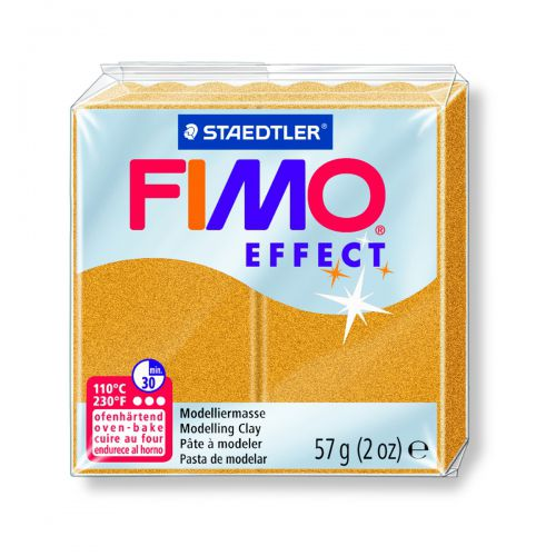 FIMO EFFECT OR MÉTALLIQUE