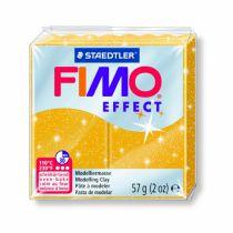 FIMO EFFECT OR PAILLETÉ