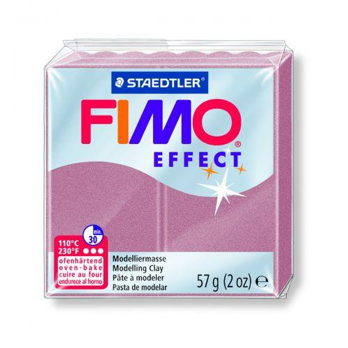 FIMO EFFECT ROSE PERLE