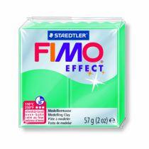 FIMO EFFECT VERT TRANSPARENT