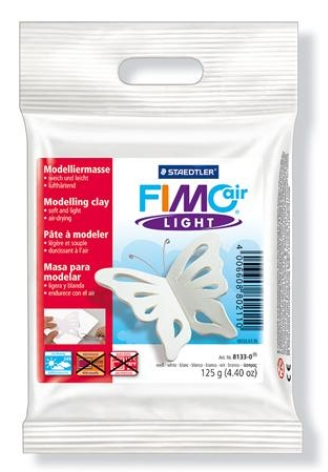 FIMO AIR LIGHT BLANCHE