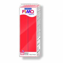 FIMO SOFT 350G ROUGE INDIEN