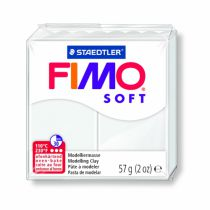 FIMO SOFT BLANC
