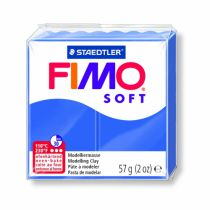 FIMO SOFT BLEU BRILLANT