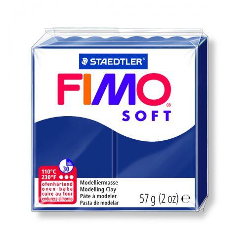 FIMO SOFT BLEU FONCE