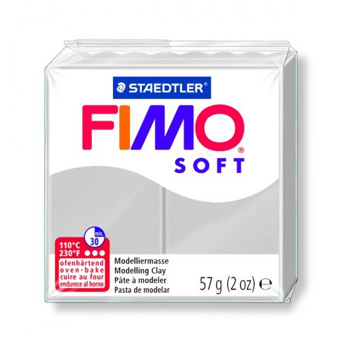 FIMO SOFT GRIS