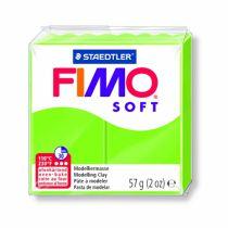 FIMO SOFT VERT POMME