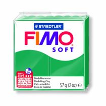 FIMO SOFT VERT SAPIN (EMERAUDE)
