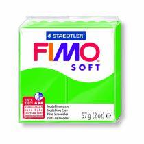 FIMO SOFT VERT TROPIQUE