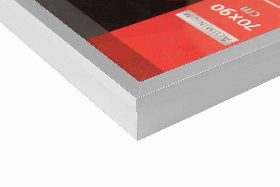 FRAME BOX 70*90 ARGENT