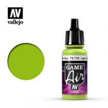 GAME AIR 733 LIVERY GREEN 17ML