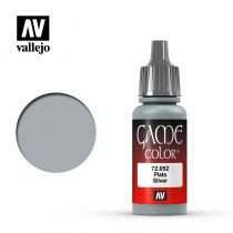 GAME COLOR 052 SILVER 17 ML