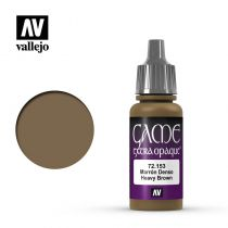 GAME COLOR 153 HEAVY BROWN 17 ML