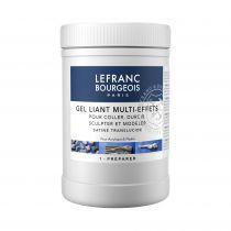 GEL LIANT MULTI-EFFETS LEFRANC BOURGEOIS 1L
