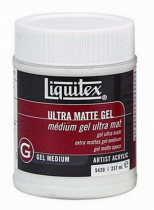 GEL MEDIUM ULTRA MAT LIQUITEX 273ML