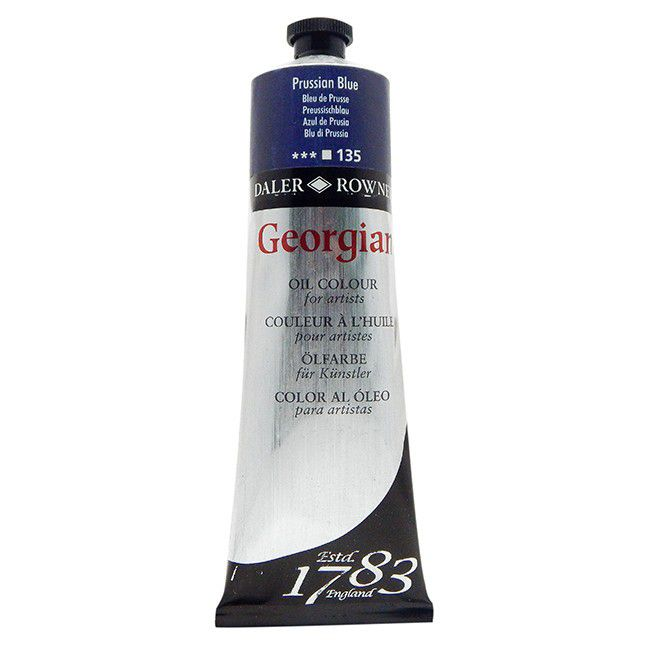 GEORGIAN 225ML BLEU PRUSSE