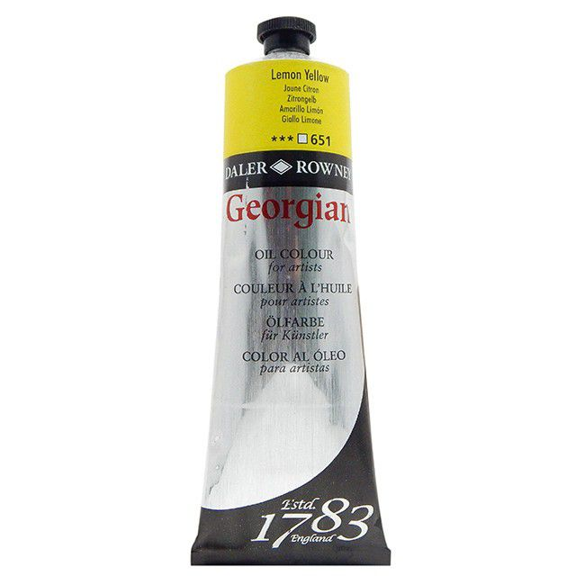 GEORGIAN 225ML JAUNE CITRON